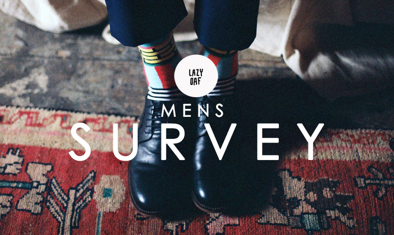 Lazy Oaf Men's Survey