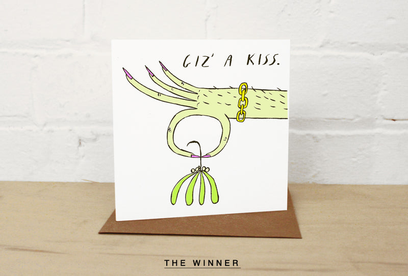 Design a Xmas Card Competition: WINNER!