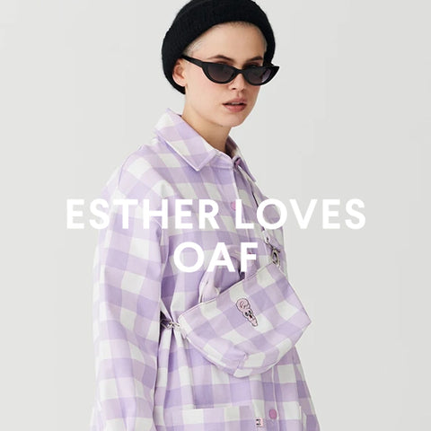 Esther Loves Oaf - Do not disturb