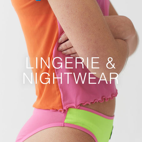 Lingerie and Nightwear