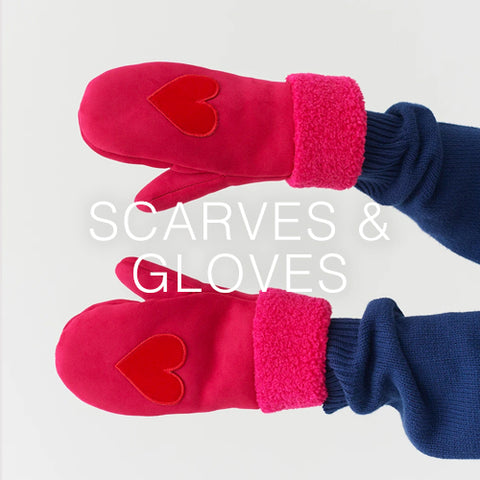 Scarves & Gloves