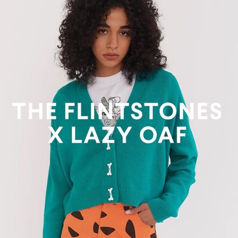 The Flintstones x Lazy Oaf