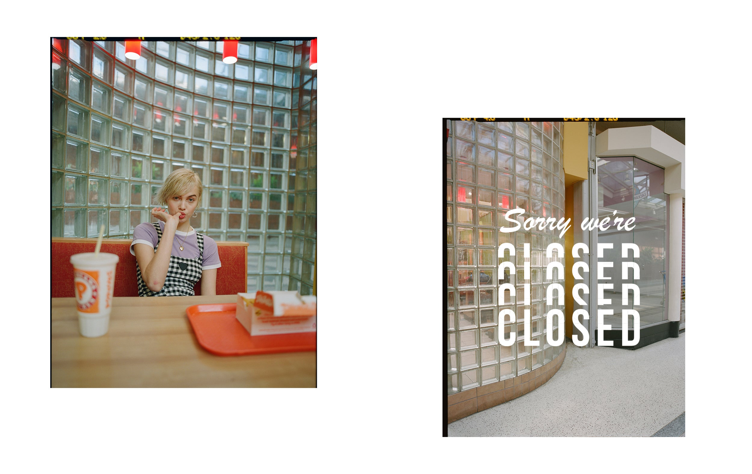 Sorry We're closed Spring Campaign