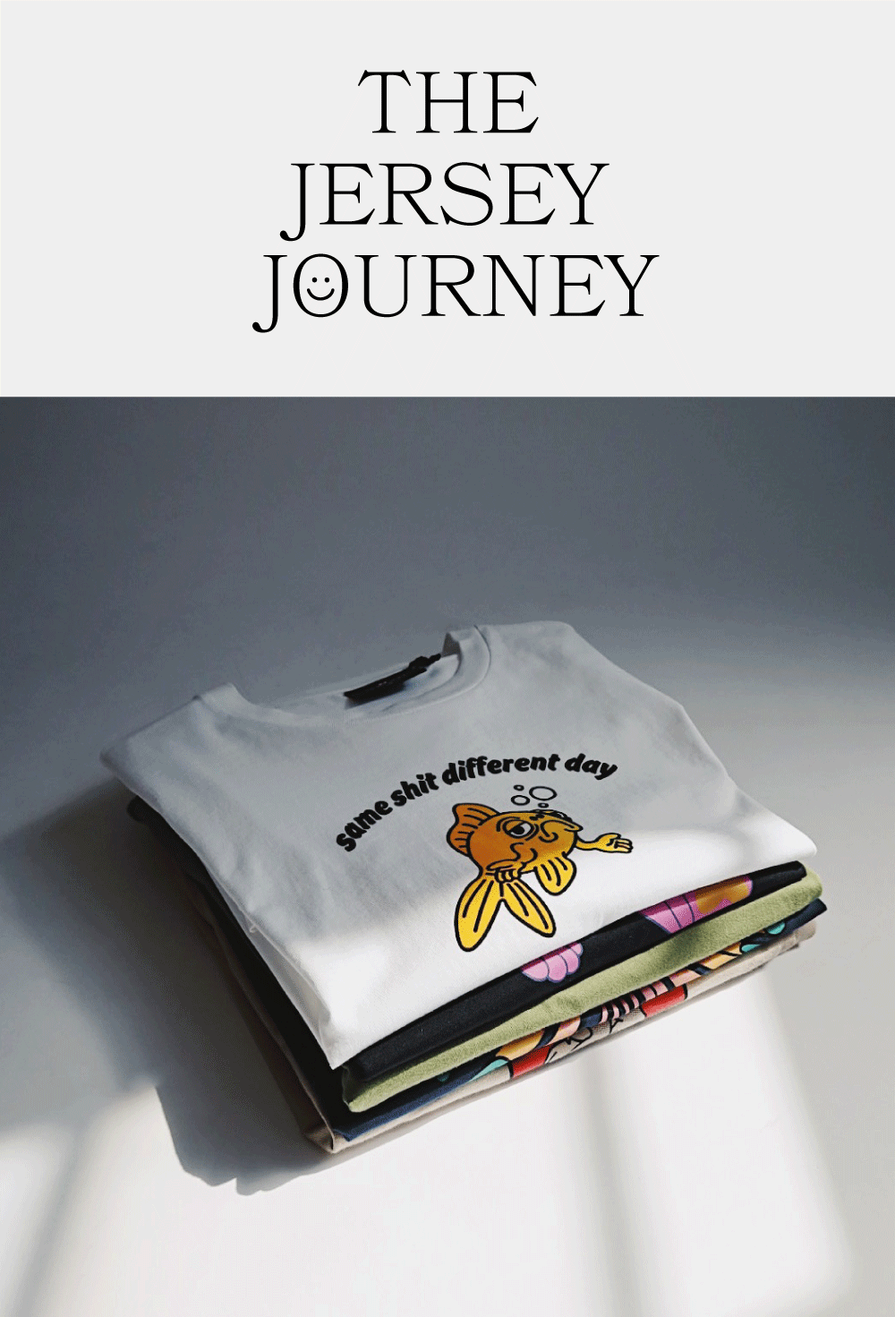 The Jersey Journey