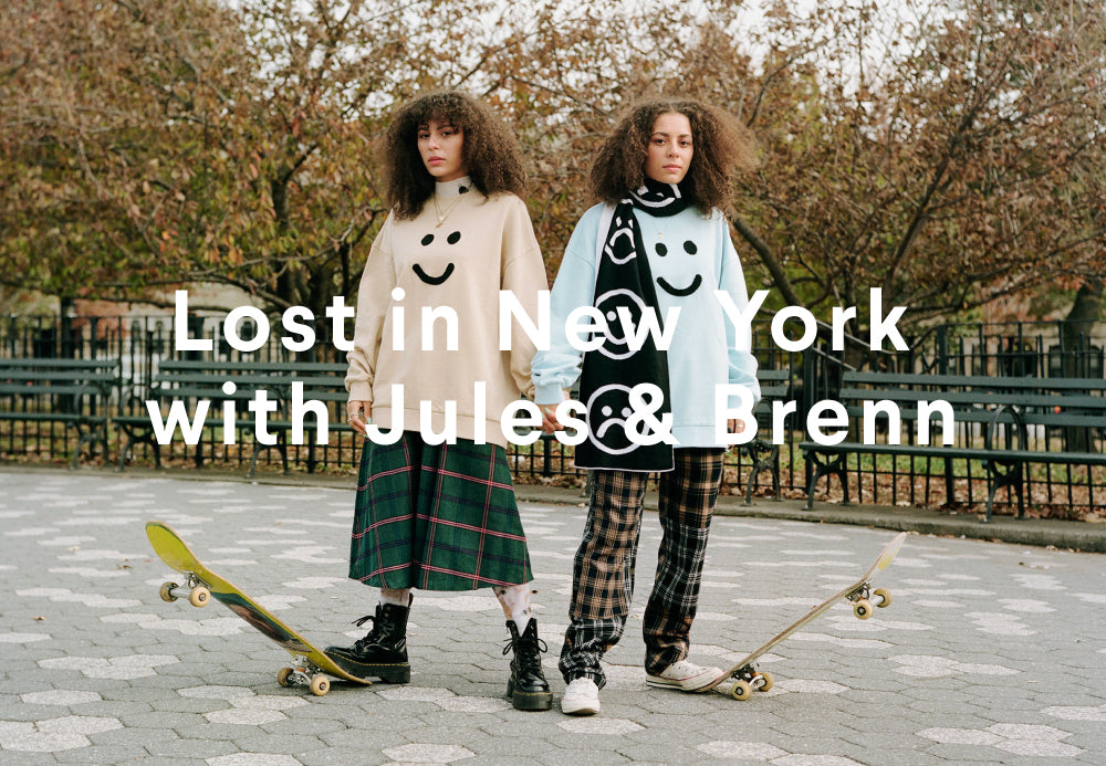 Lost in New York with Jules & Brenn