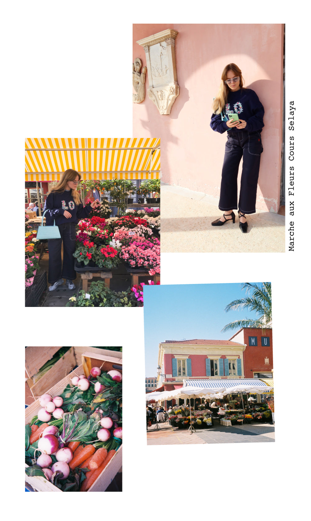 Postcards from Nice : La Vie En Rose with Anne Johannsen & Marie Jedig
