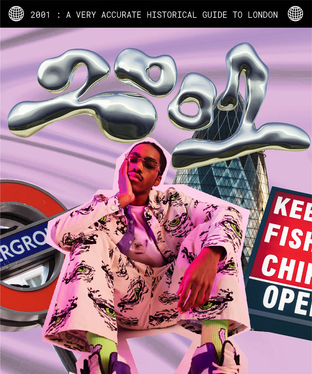 2001 Guide To London