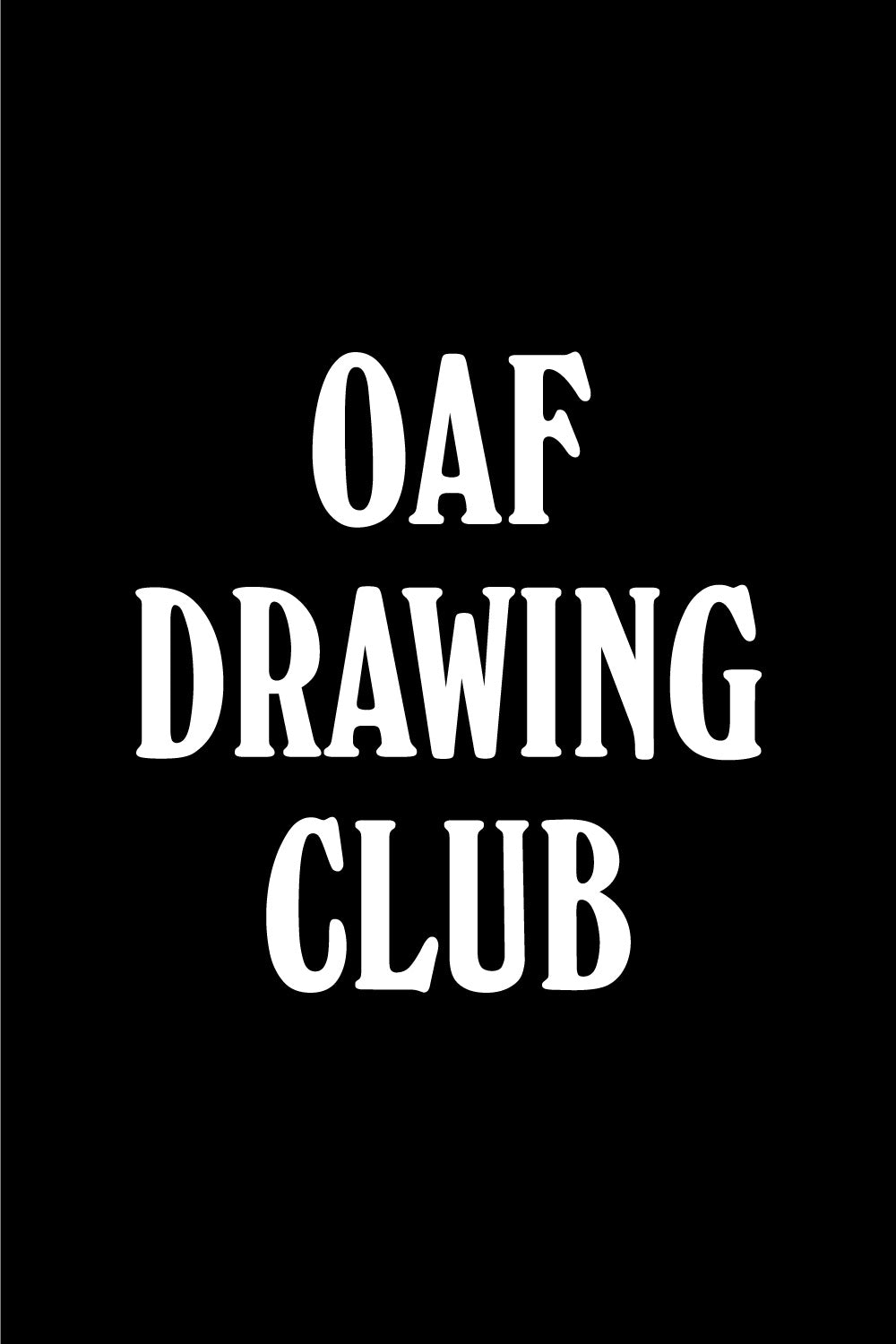 Oaf Drawing Club