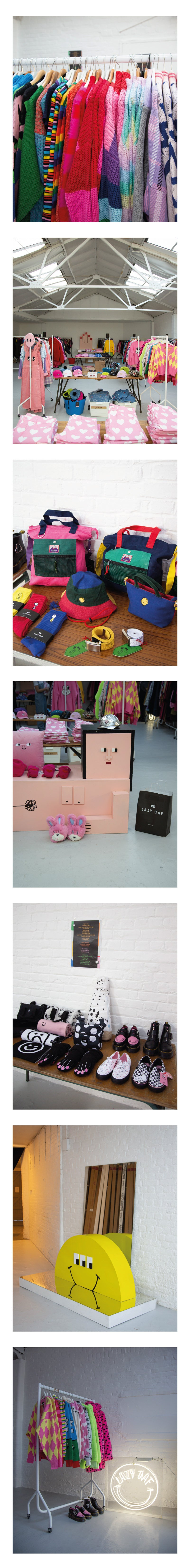 Lazy Oaf Sample Sale