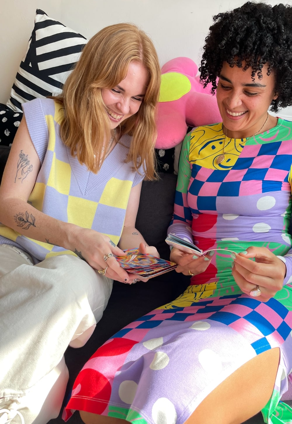 The Art of Tarot - A Conversation with Kassy and Dayna
