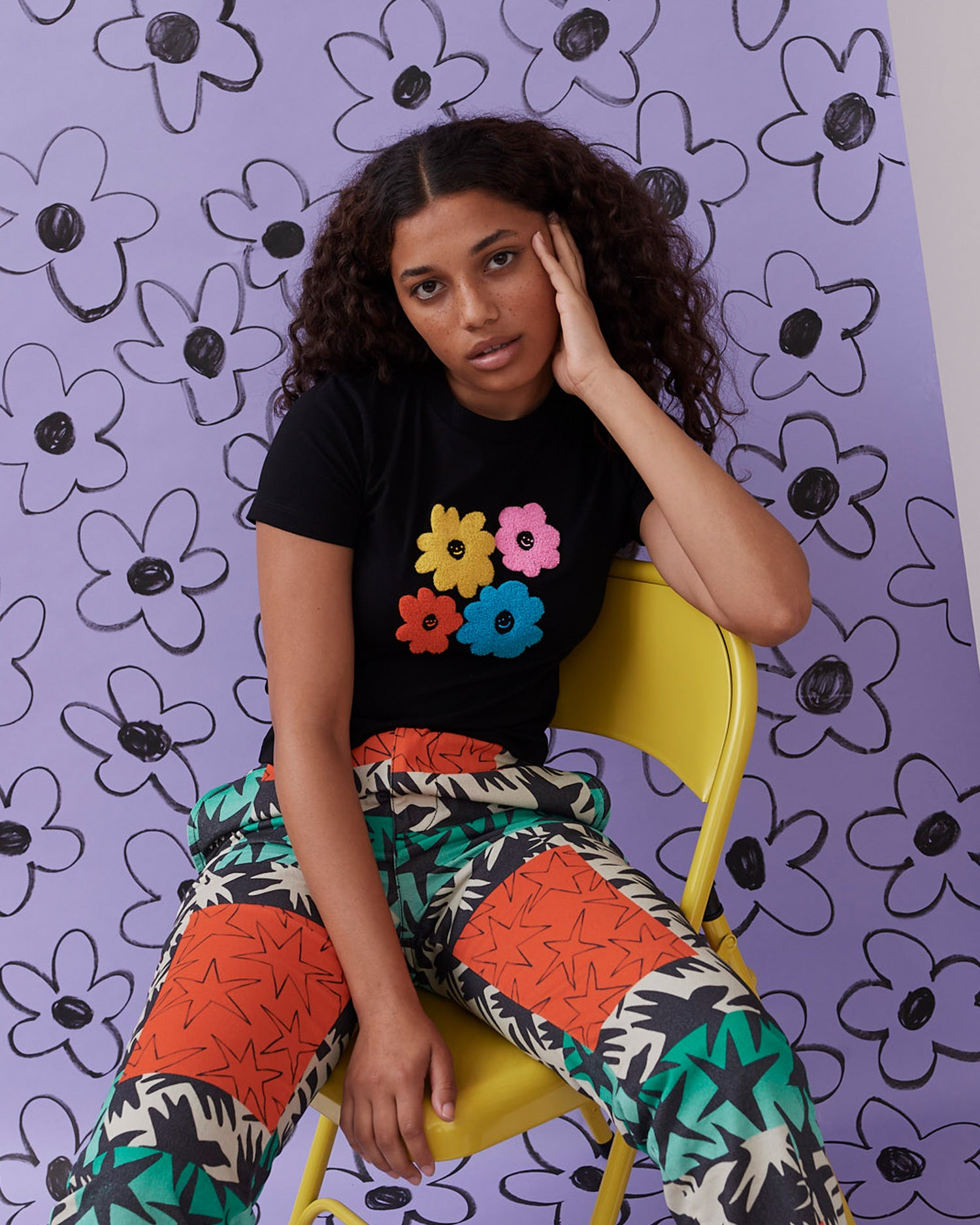 Lazy Oaf x Time to Change | Wednesday Holmes