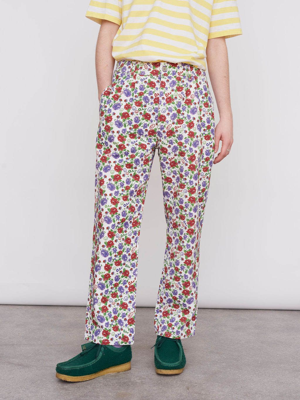 Lazy Oaf Blooming Marvellous Pants