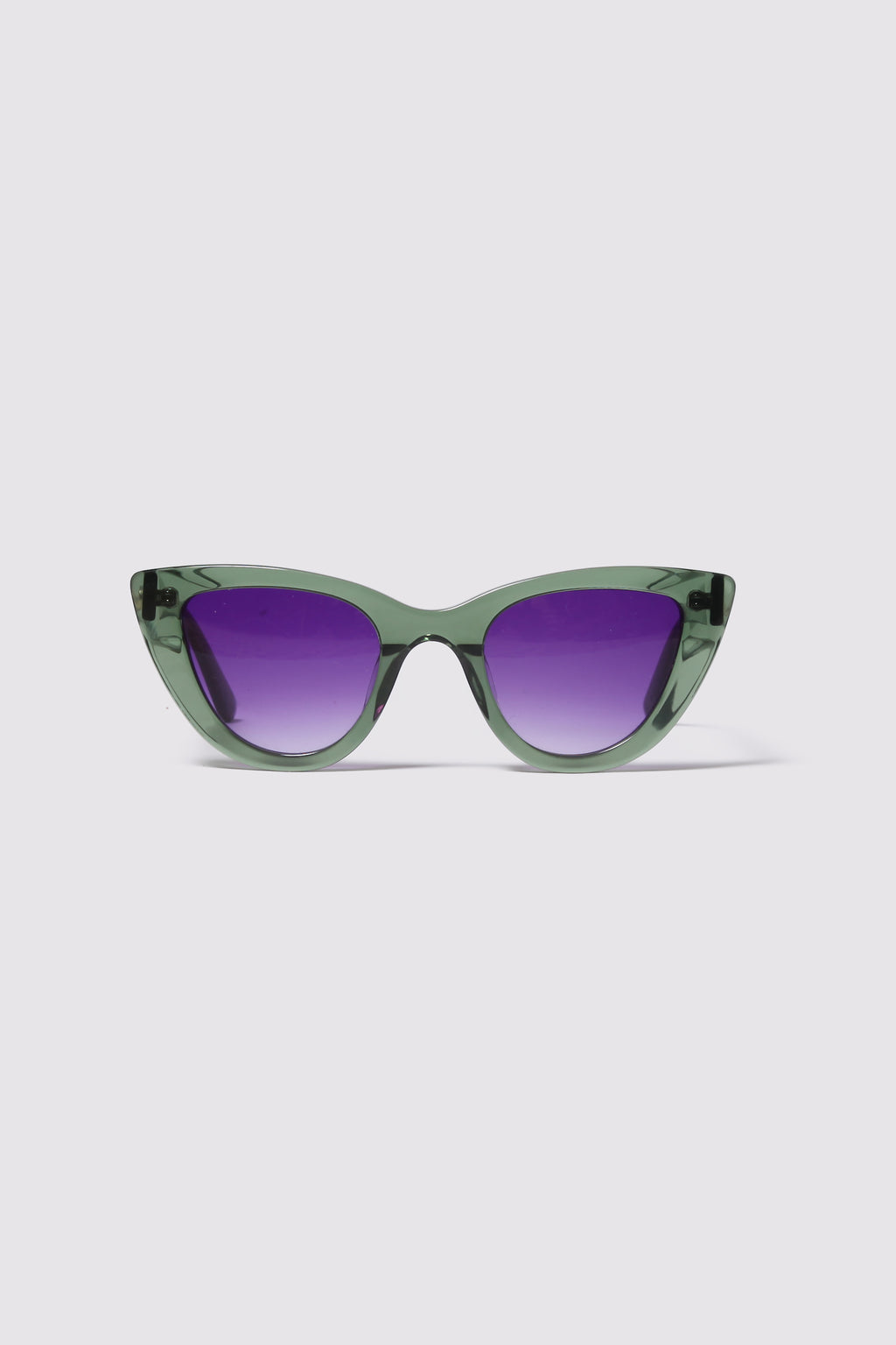 Lazy Oaf Green Dee Dee Sunglasses