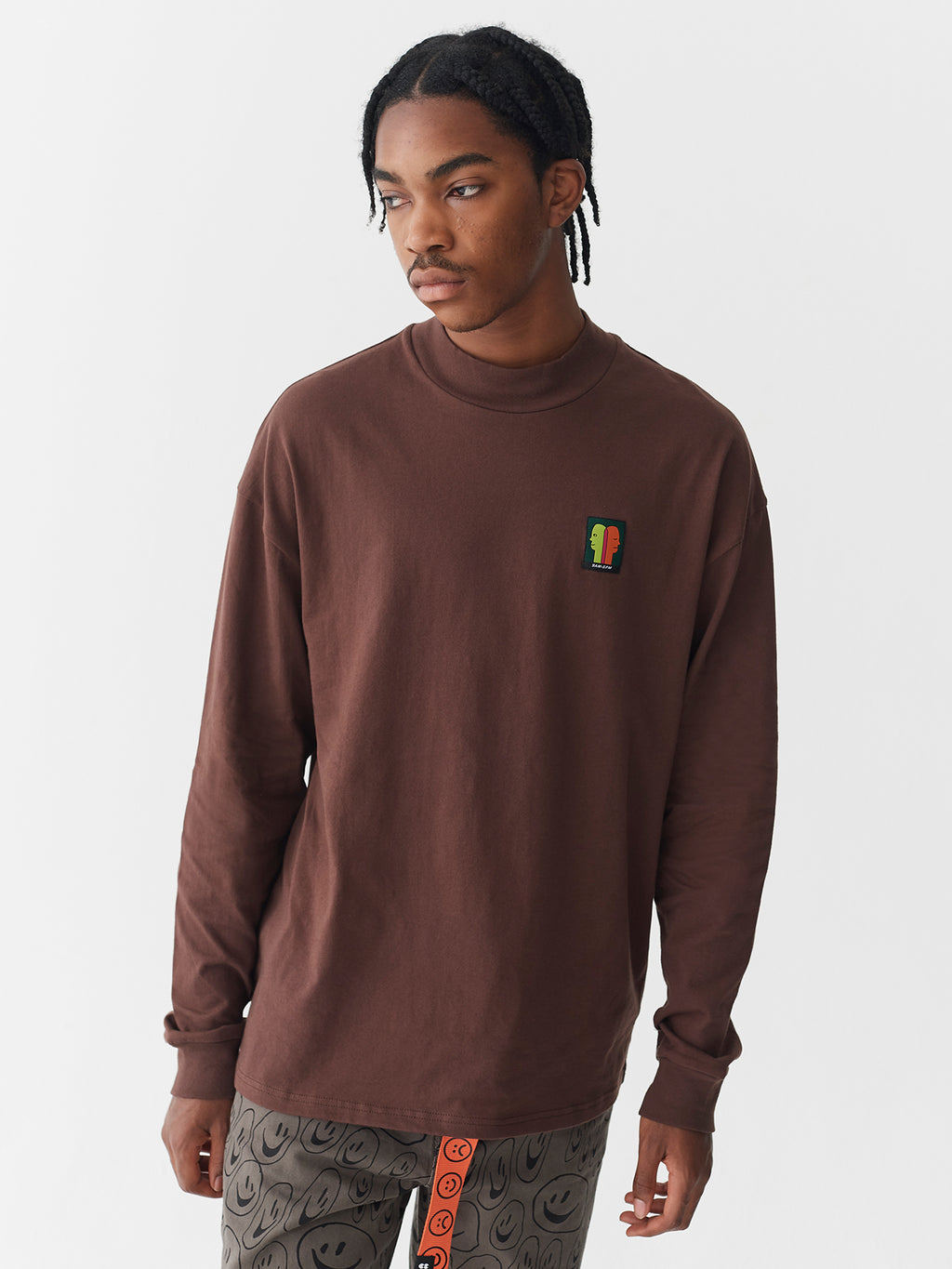 Lazy Oaf 9-5 Long Sleeve T-Shirt