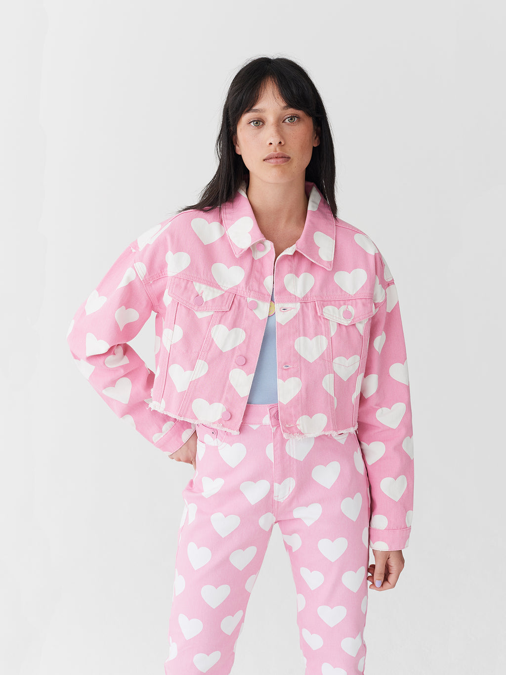 Lazy Oaf All My Heart Jacket