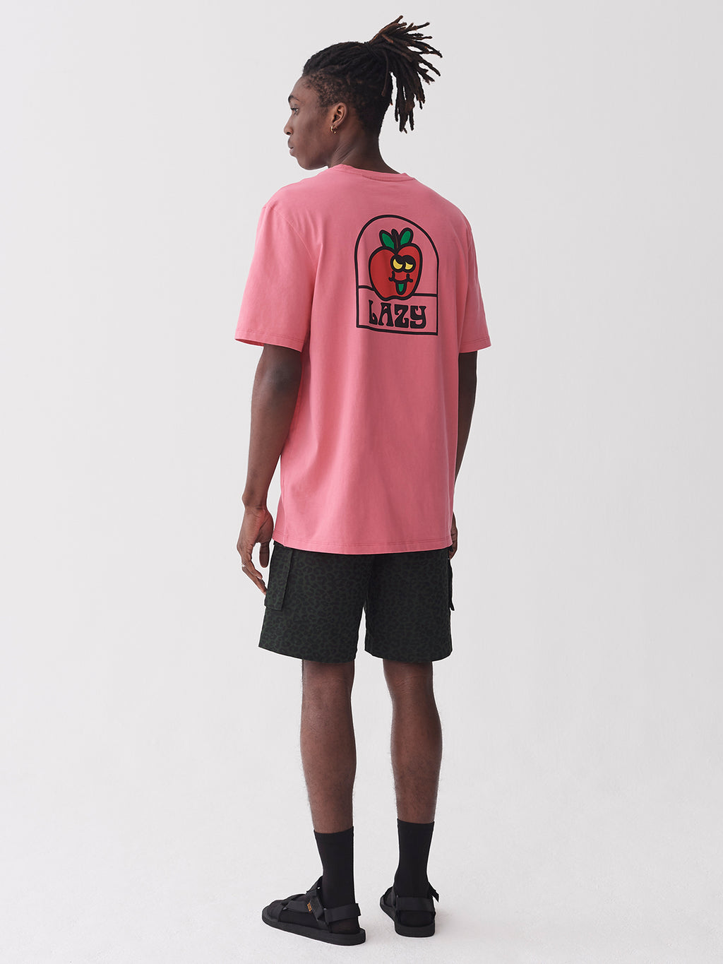 Lazy Oaf An Apple A Day T-Shirt