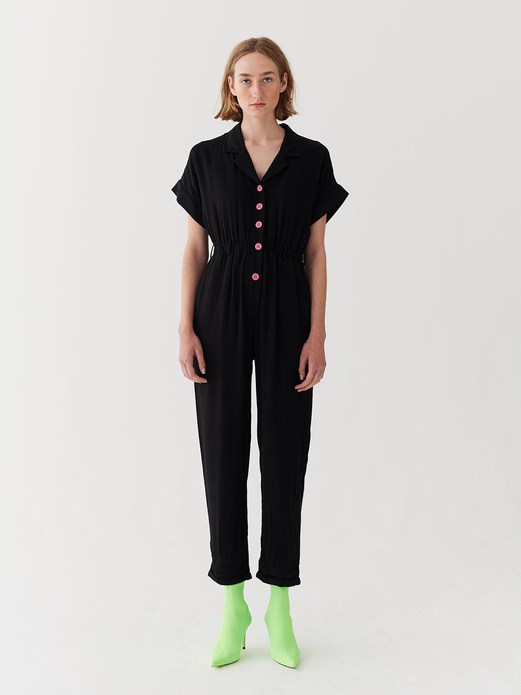 Lazy Oaf Another Planet Jumpsuit