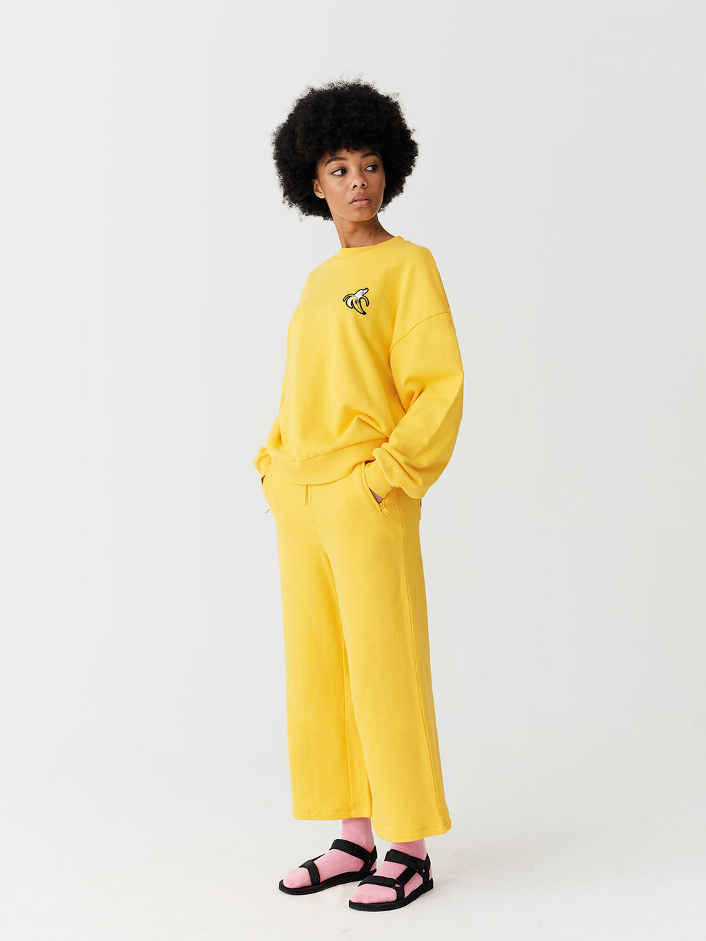 Lazy Oaf Banana Track Pants
