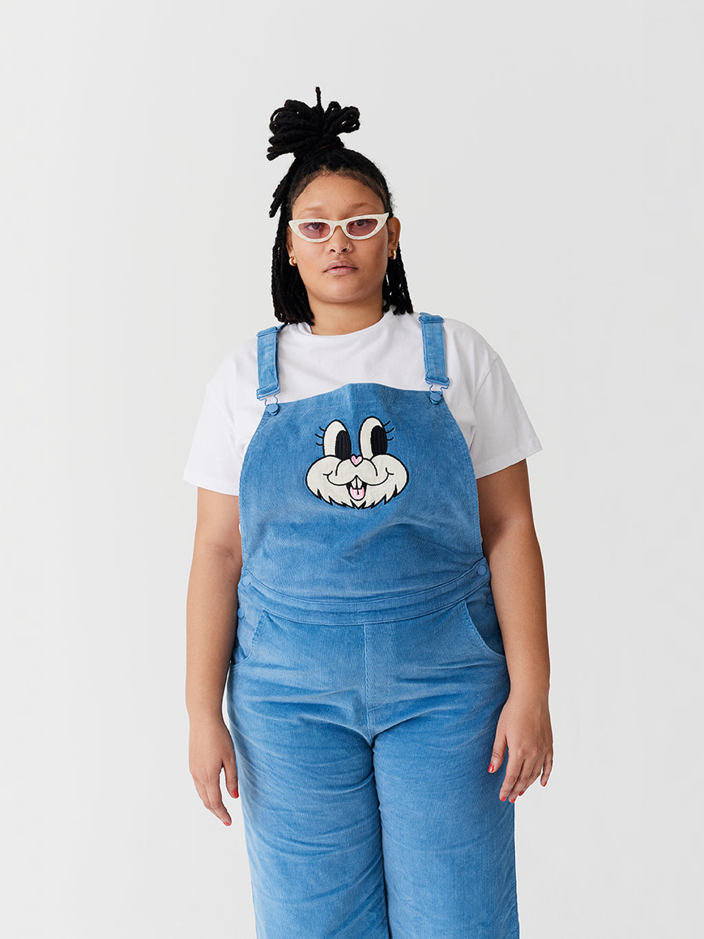 Lazy Oaf Blue Bunnyrees