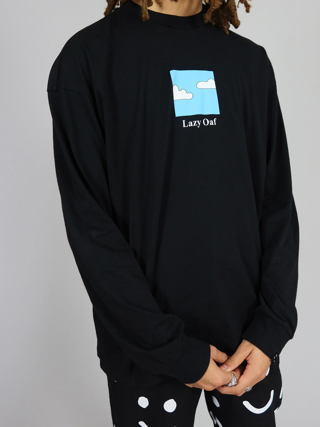 Lazy Oaf Cannot Access Personality Long Sleeve T-Shirt
