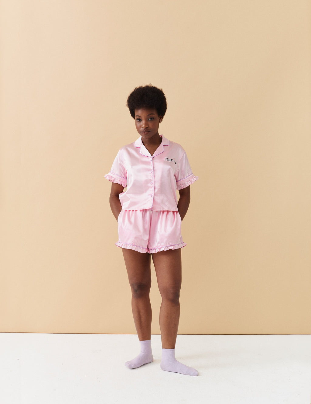 Lazy Oaf Call Me Puppy PJ Set
