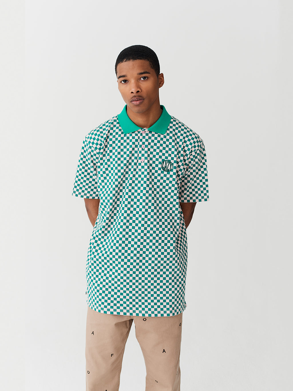 Lazy Oaf Checkerboard Jersey