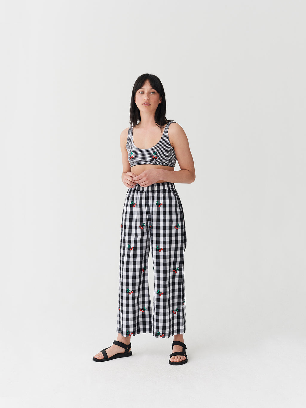 Lazy Oaf Cherry Baby Trousers