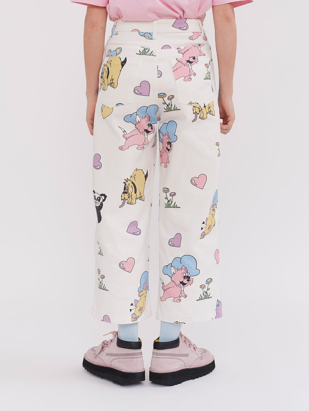 Lazy Oaf Crazy in Love Pants