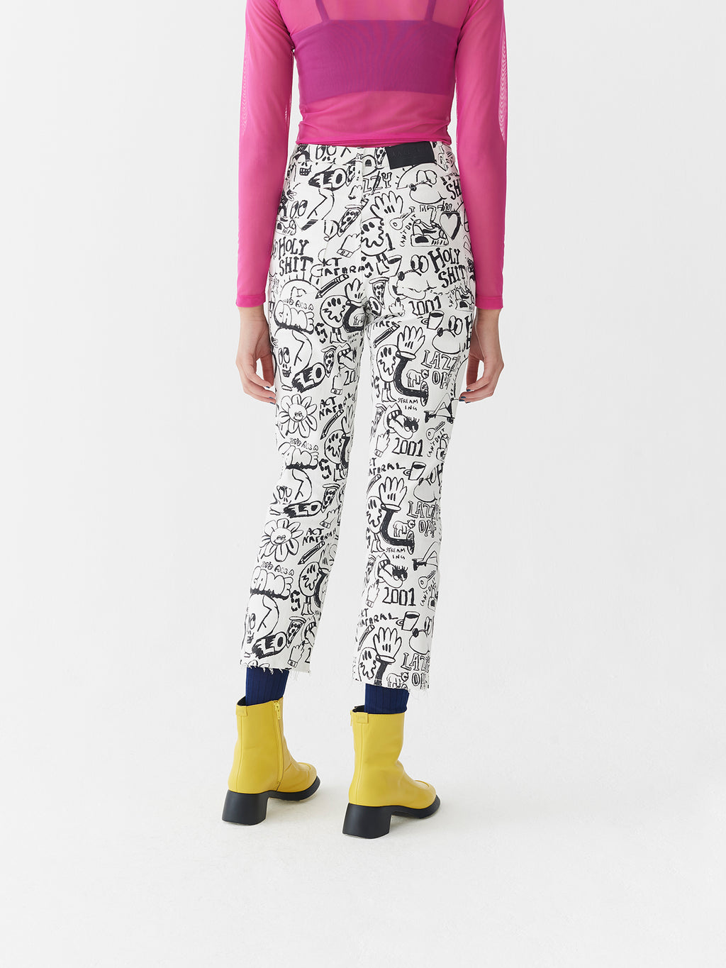 Lazy Oaf Drawn Out Jeans