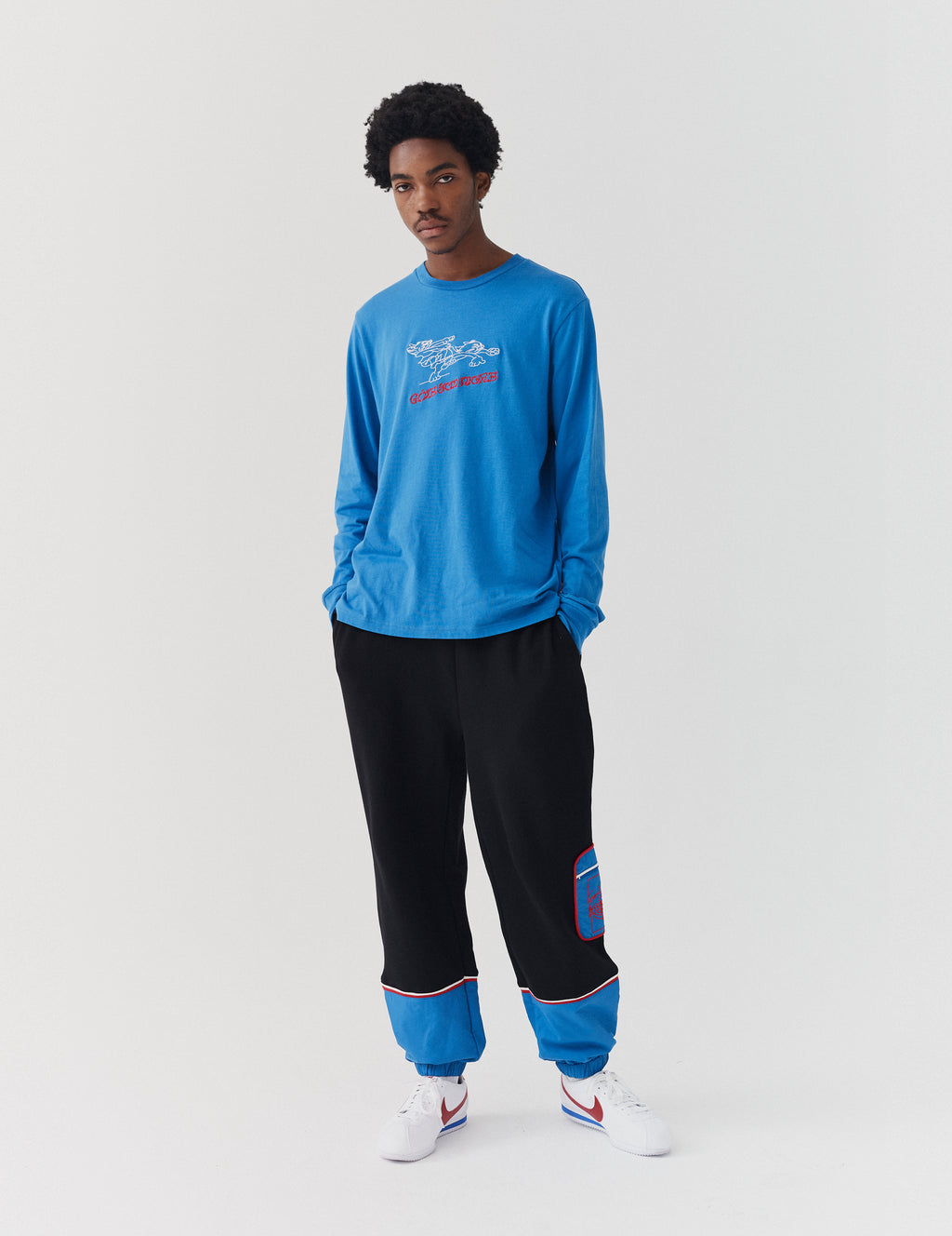 Lazy Oaf x Ellie Andrews Long Sleeve T-shirt