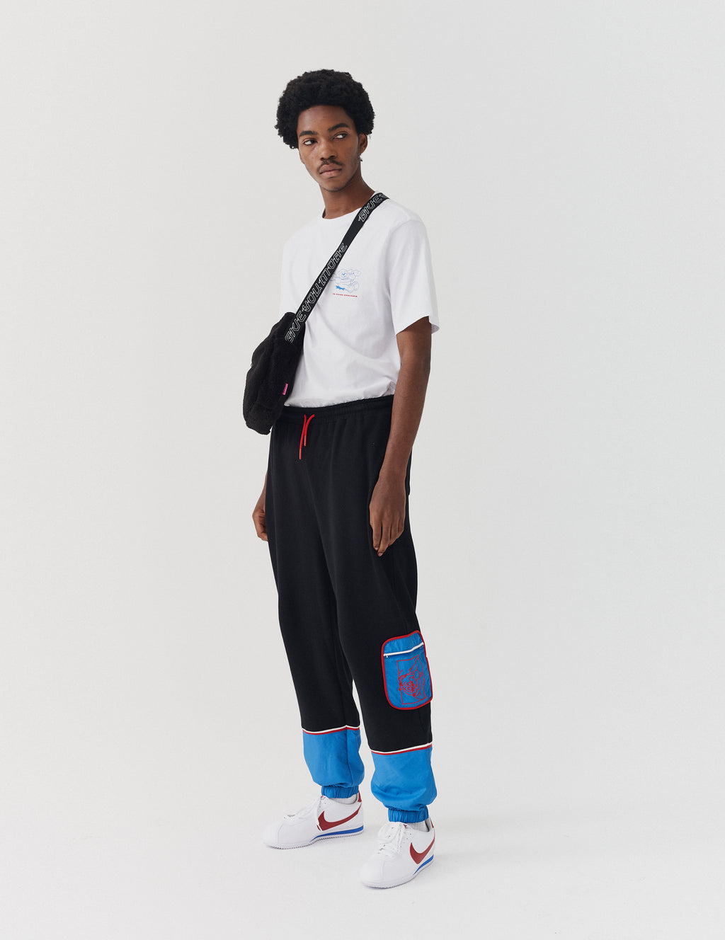 Lazy Oaf x Ellie Andrews Trackpants