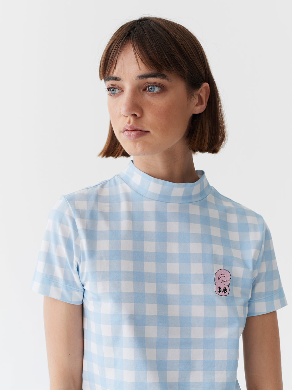 Esther Loves Oaf Gingham Top
