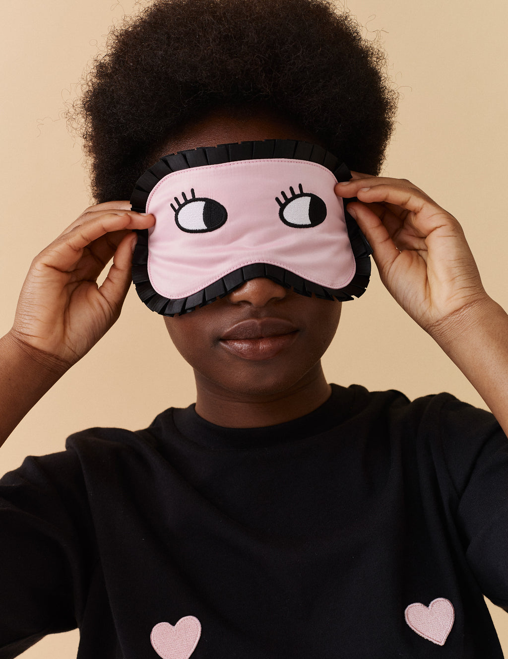 Lazy Oaf Eyes Wide Shut Eye Mask