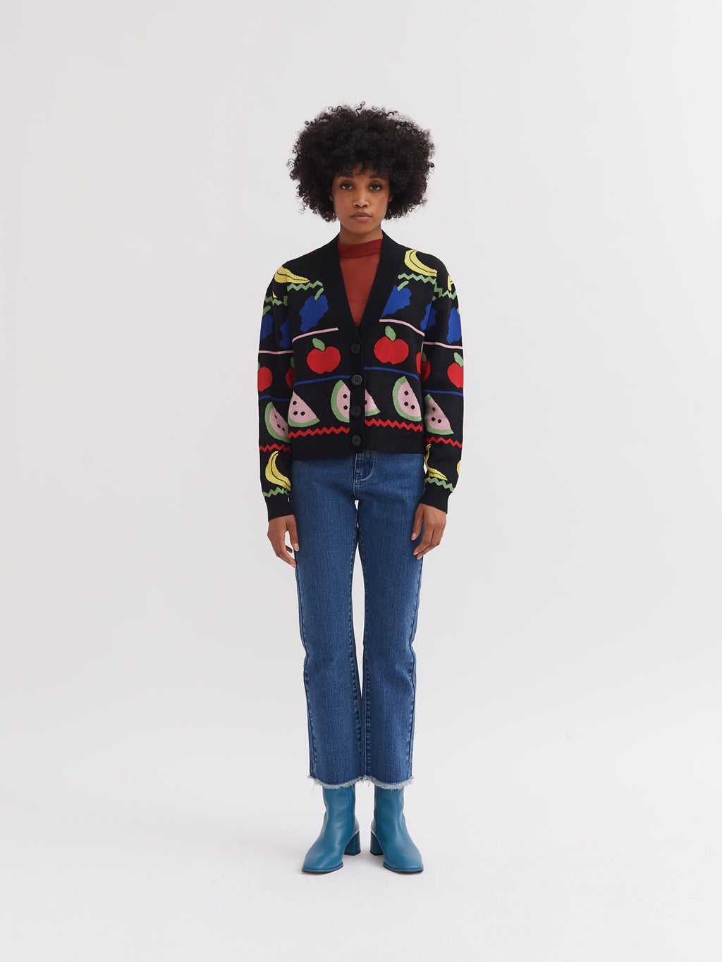 Lazy Oaf Fruit Machine Cardigan