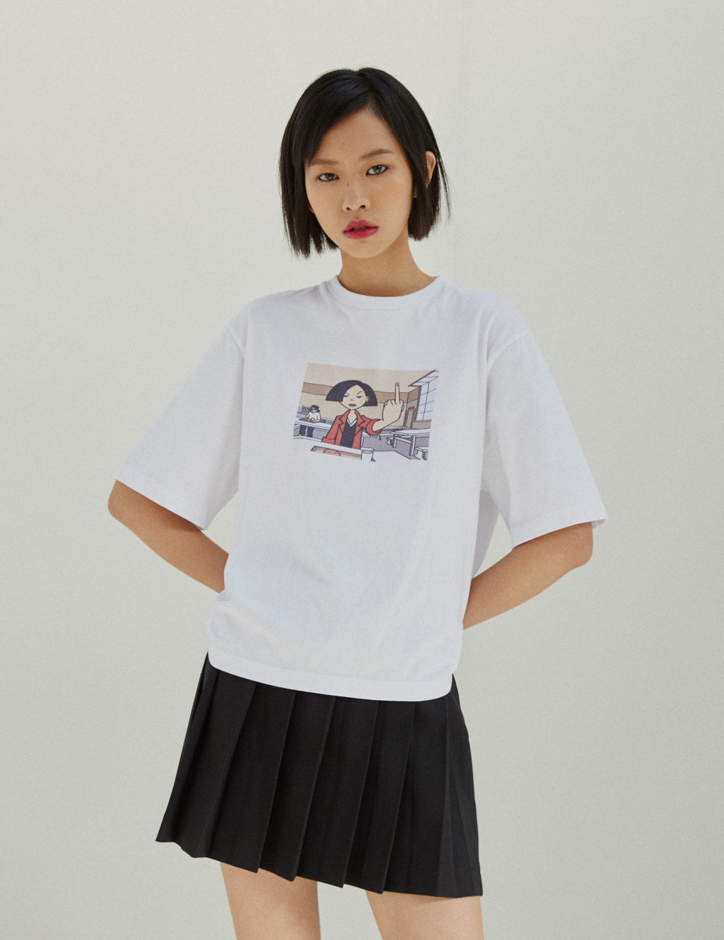 Lazy Oaf x Daria Jane Failing T-shirt