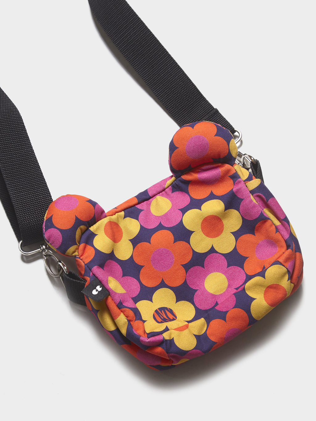Lazy Oaf 70's Floral Mini Bear Bag