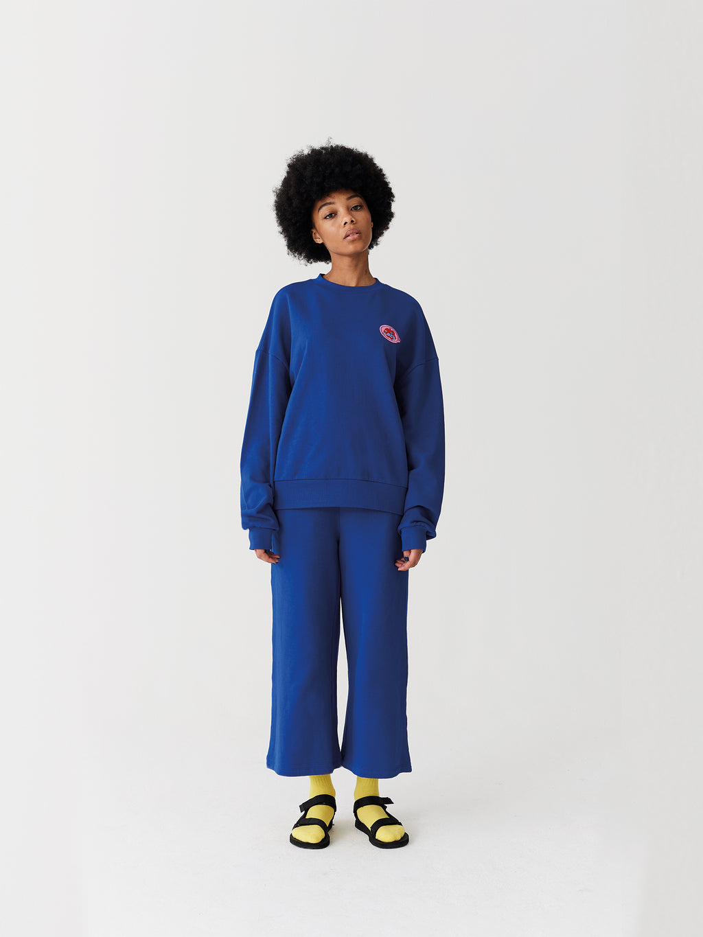 Lazy Oaf Lazy Apple Sweatshirt
