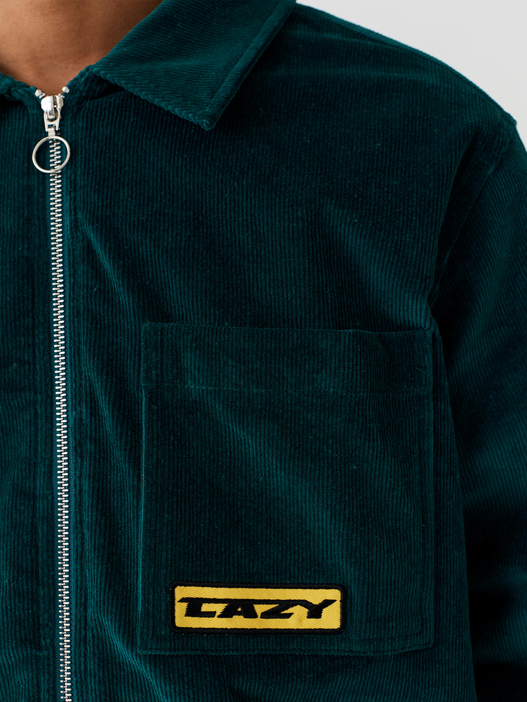 Lazy Oaf Get Your Shit Together Cord Jacket