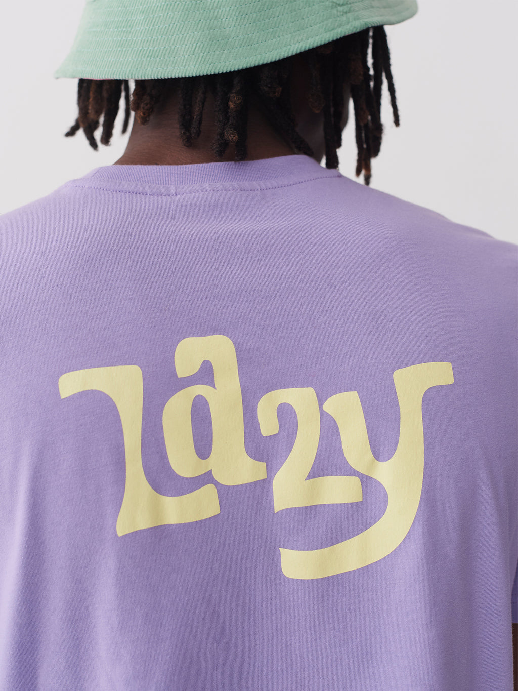 Lazy Oaf Golden Years Purple T-Shirt