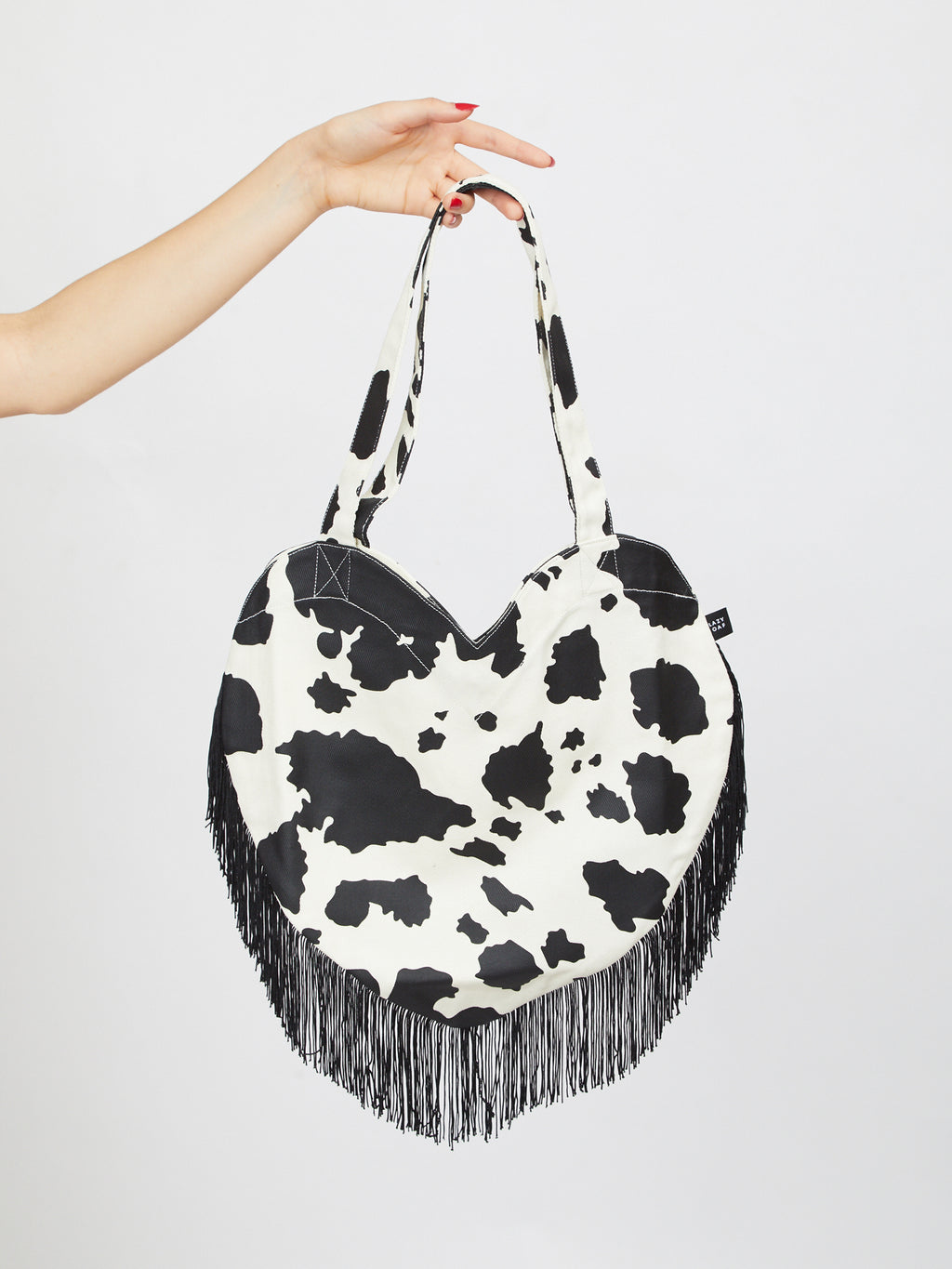 Lazy Oaf Have A Cow Tote Bag