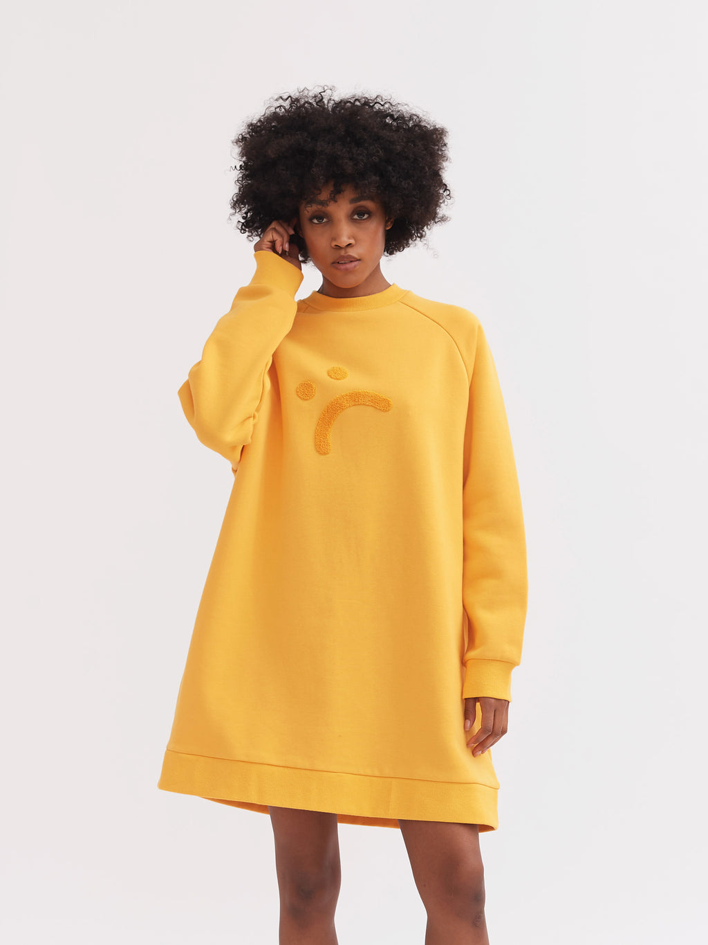 Lazy Oaf Hello Sunshine Sweater Dress