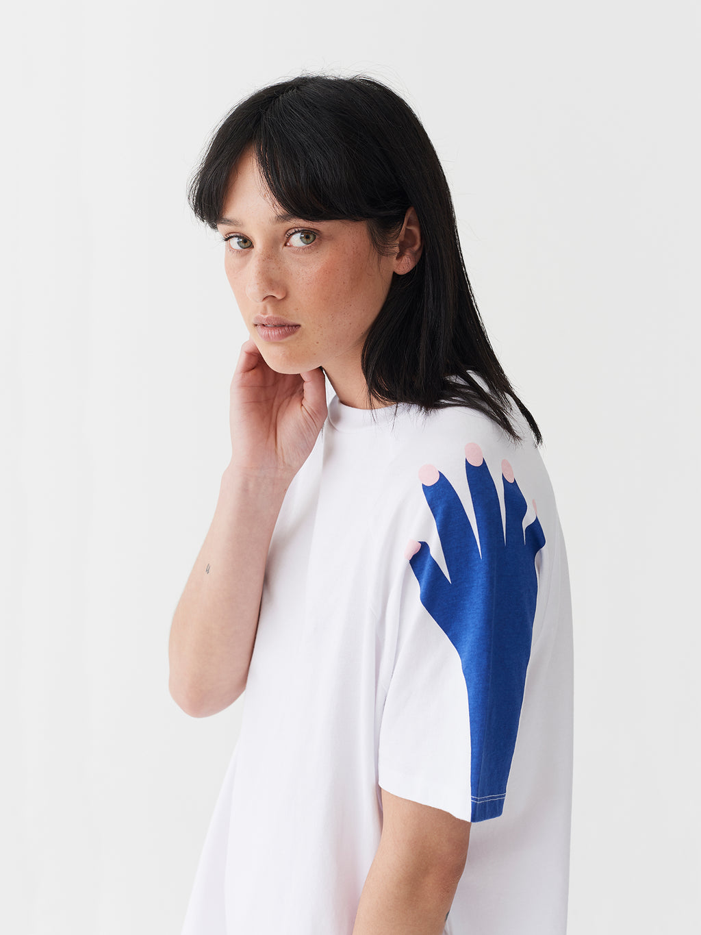 Lazy Oaf Hands Off T-Shirt