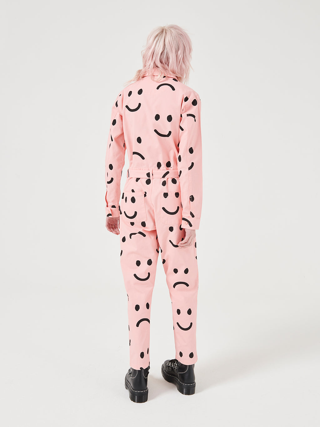 Lazy Oaf Happy Sad Boilersuit