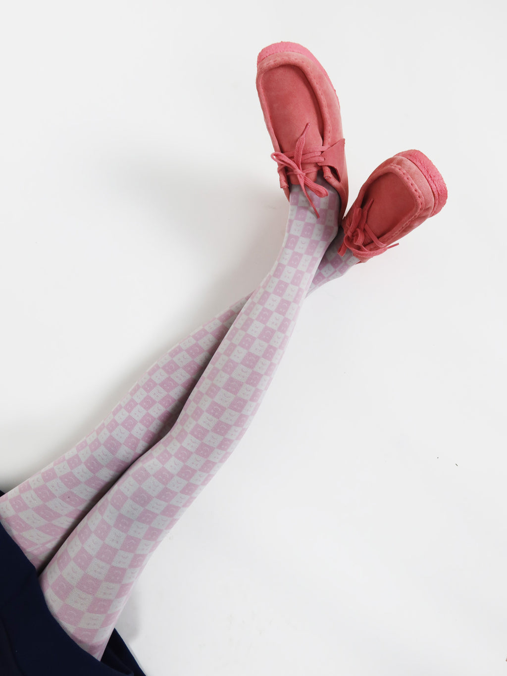 Lazy Oaf Candy Faced Tights