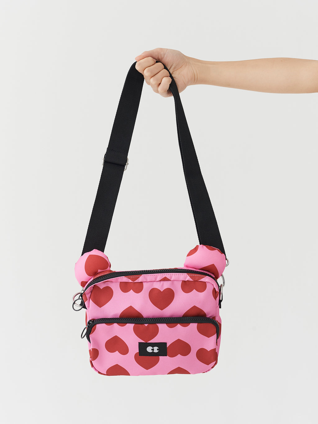 Lazy Oaf Loved Up Bear Bag