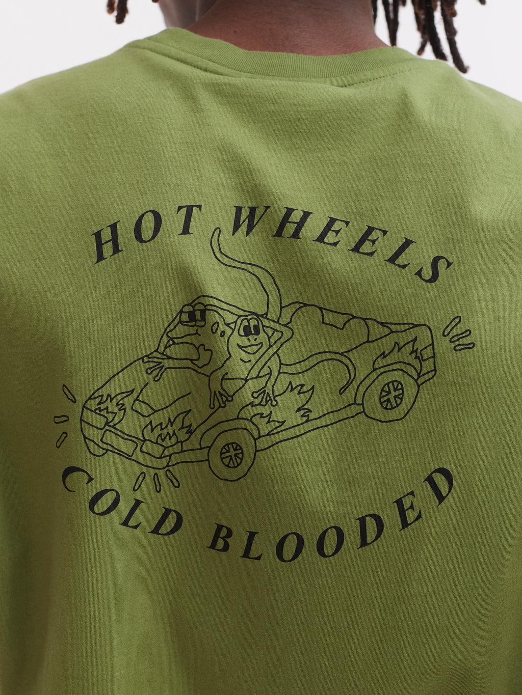 Lazy Oaf Hot Wheels T-Shirt