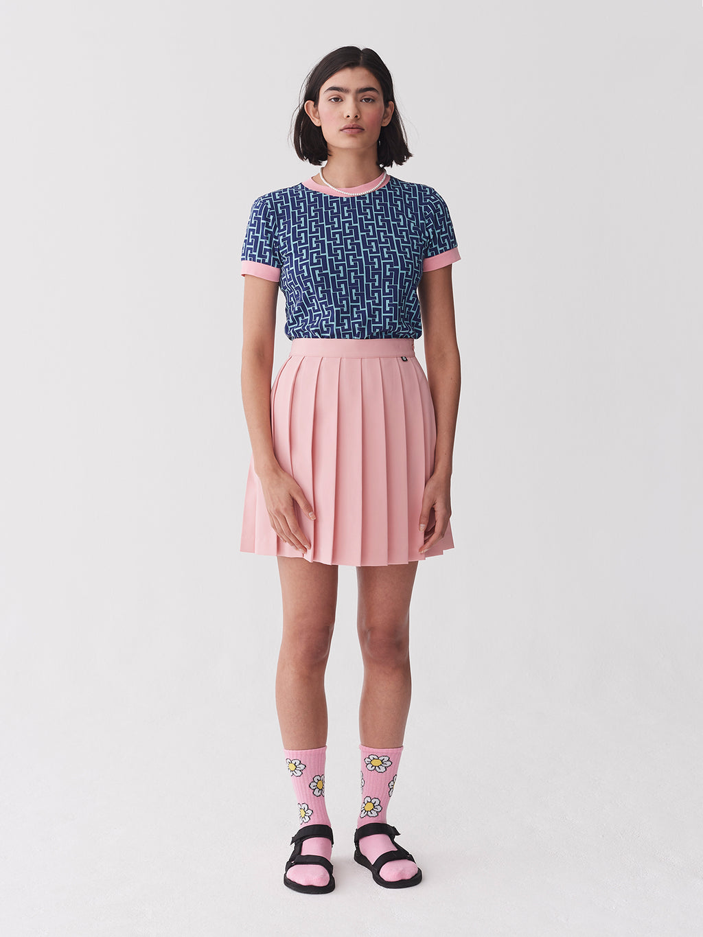 Lazy Oaf House of Lazy Fitted T-Shirt