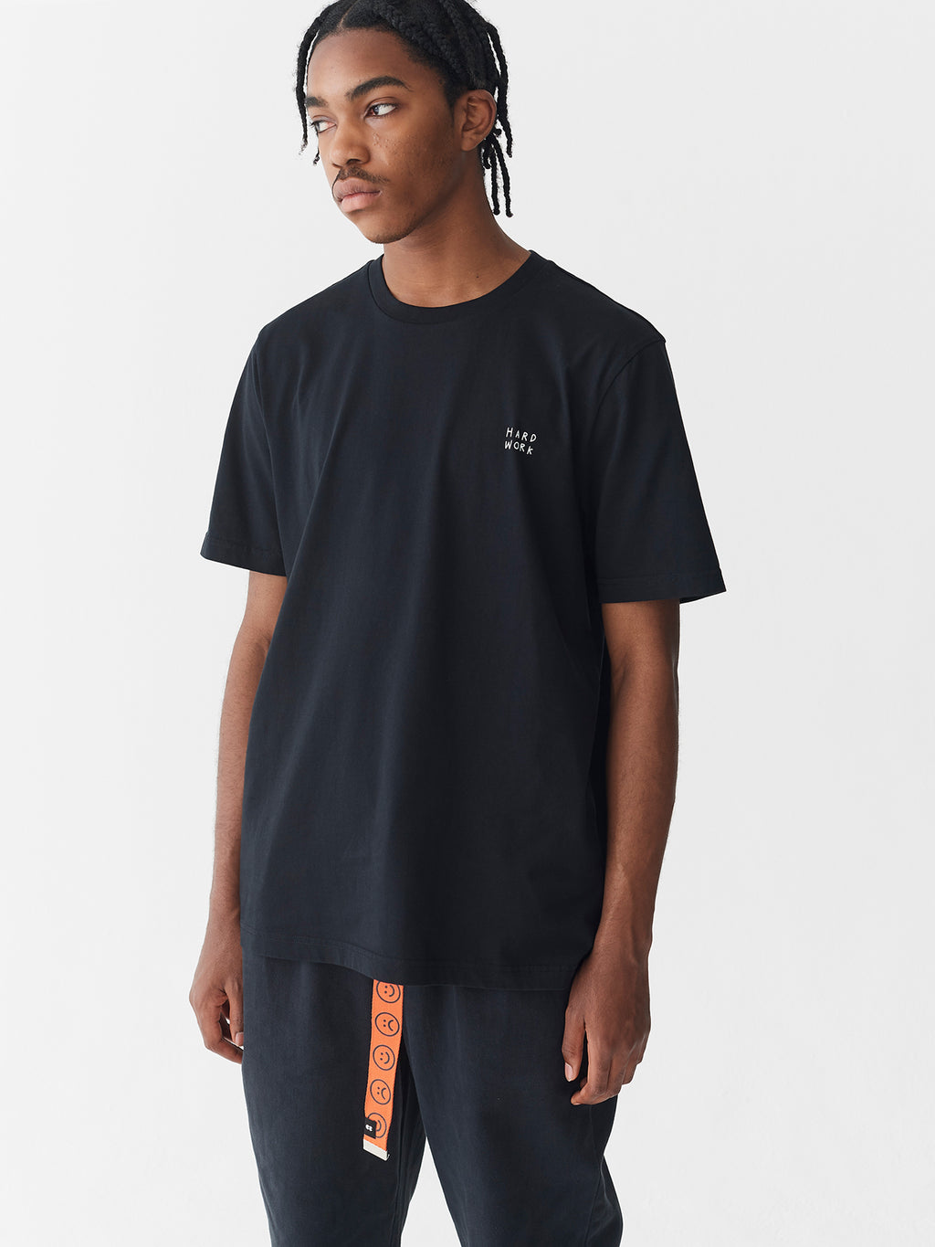 Lazy Oaf Hard Work T-Shirt