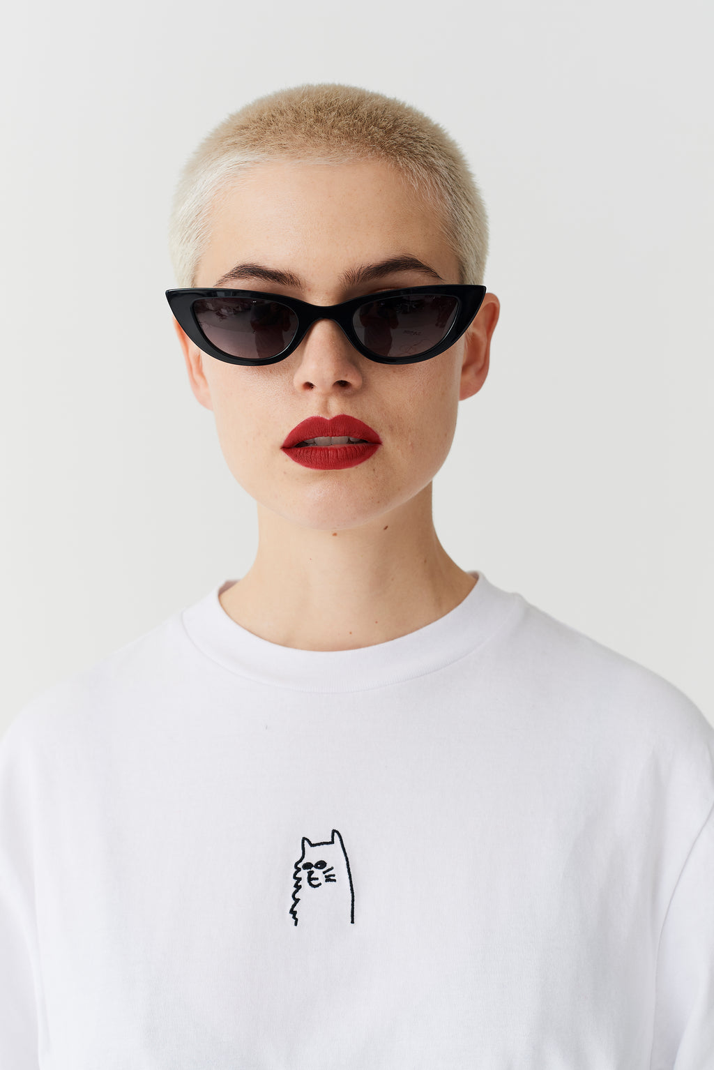 Lazy Oaf I Prefer Cats T-shirt