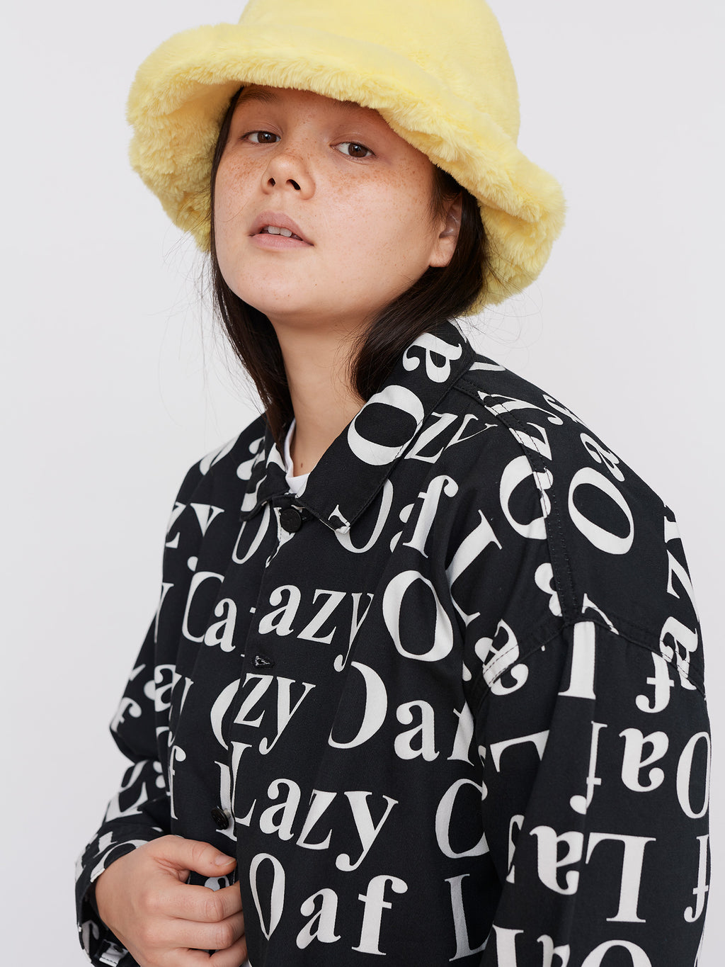Lazy Oaf Lazy All Over Work Jacket